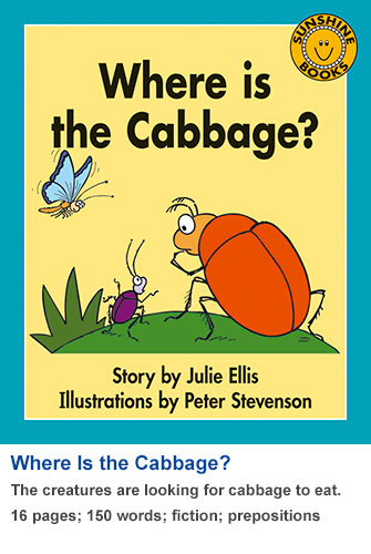 Where is the Cabbage?