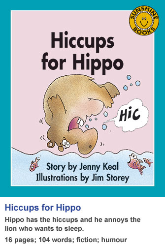Hiccups for Hippo