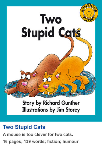Two Stupid Cats