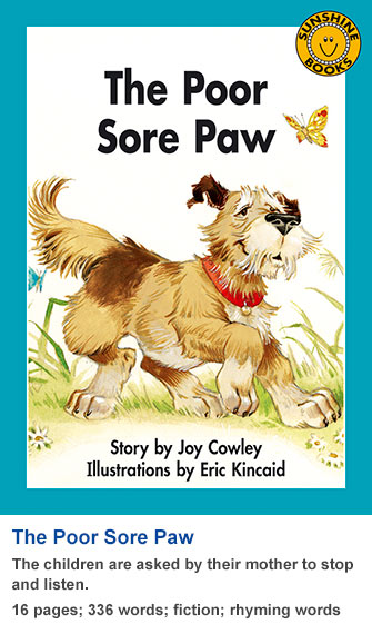 The Poor Sore Paw