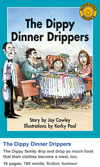 The Dippy Dinner Drippers