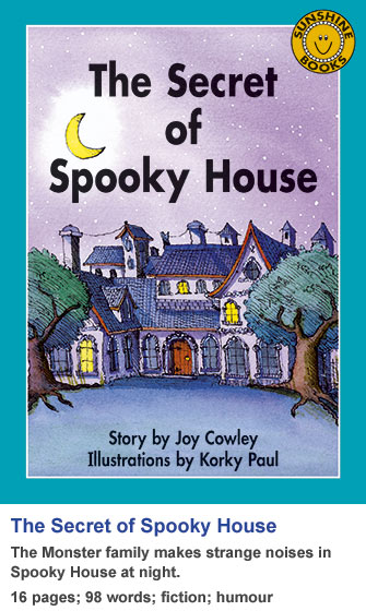 The Secret of Spooky House