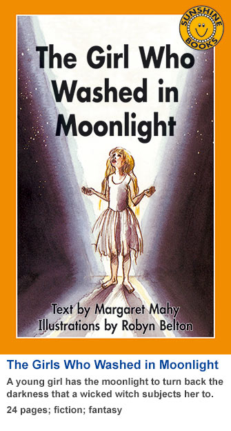 The Girl Who Washed in Moonlight