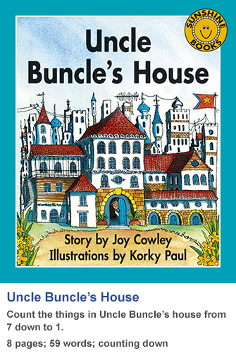 Uncle Bungles House