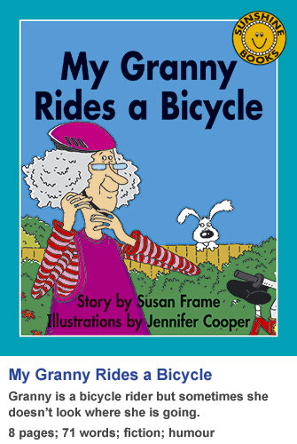 My Granny Rides a Bicycle